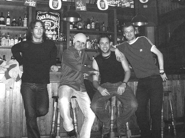 Pure Cult – Nino Tejerina – José Zapata – Rober Aracil – Jorge Oliveri
